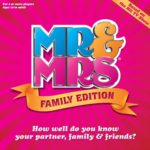 Recensie bordspel: Mr & Mrs