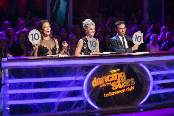 Line up van Dancing with the Stars
