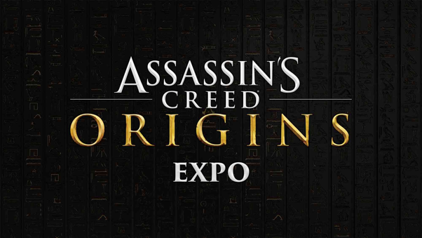 Assassin's Creed Origins Expo