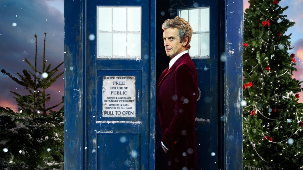 Doctor Who- kerstspecial