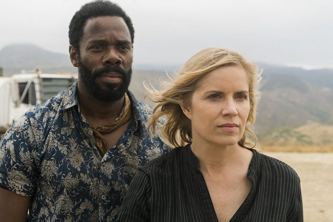 seizoen 4 van Fear the Walking Dead