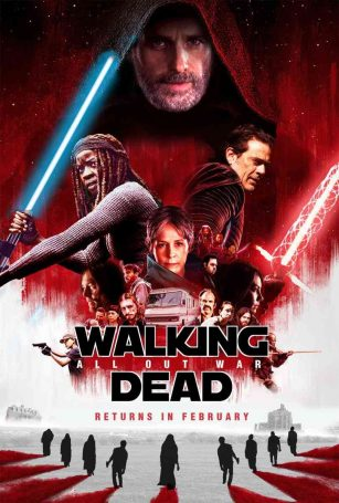 The Walking Dead Star Wars