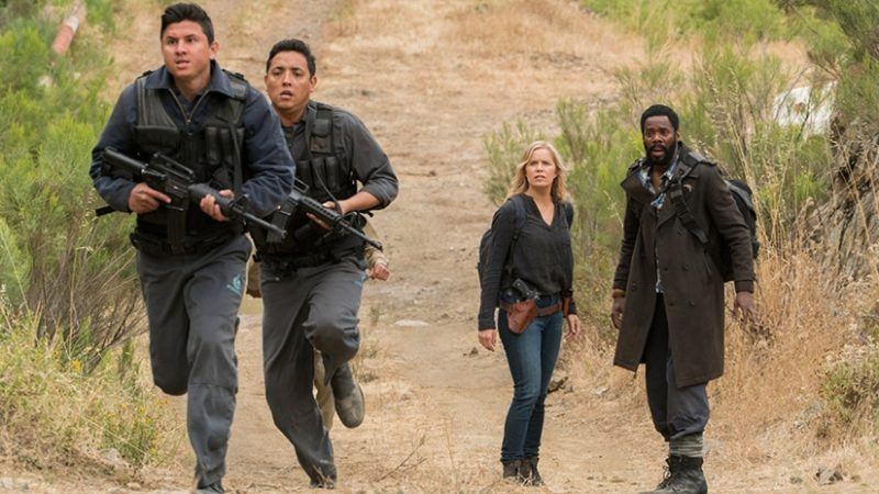 Fear the Walking Dead prijsvraag