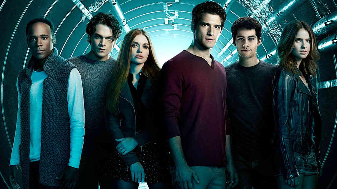 serie Teen Wolf