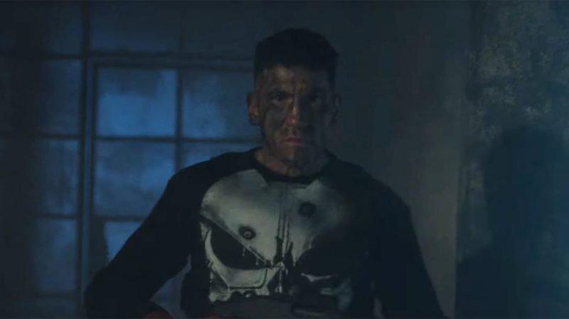 Nieuwe seizoen The Punisher