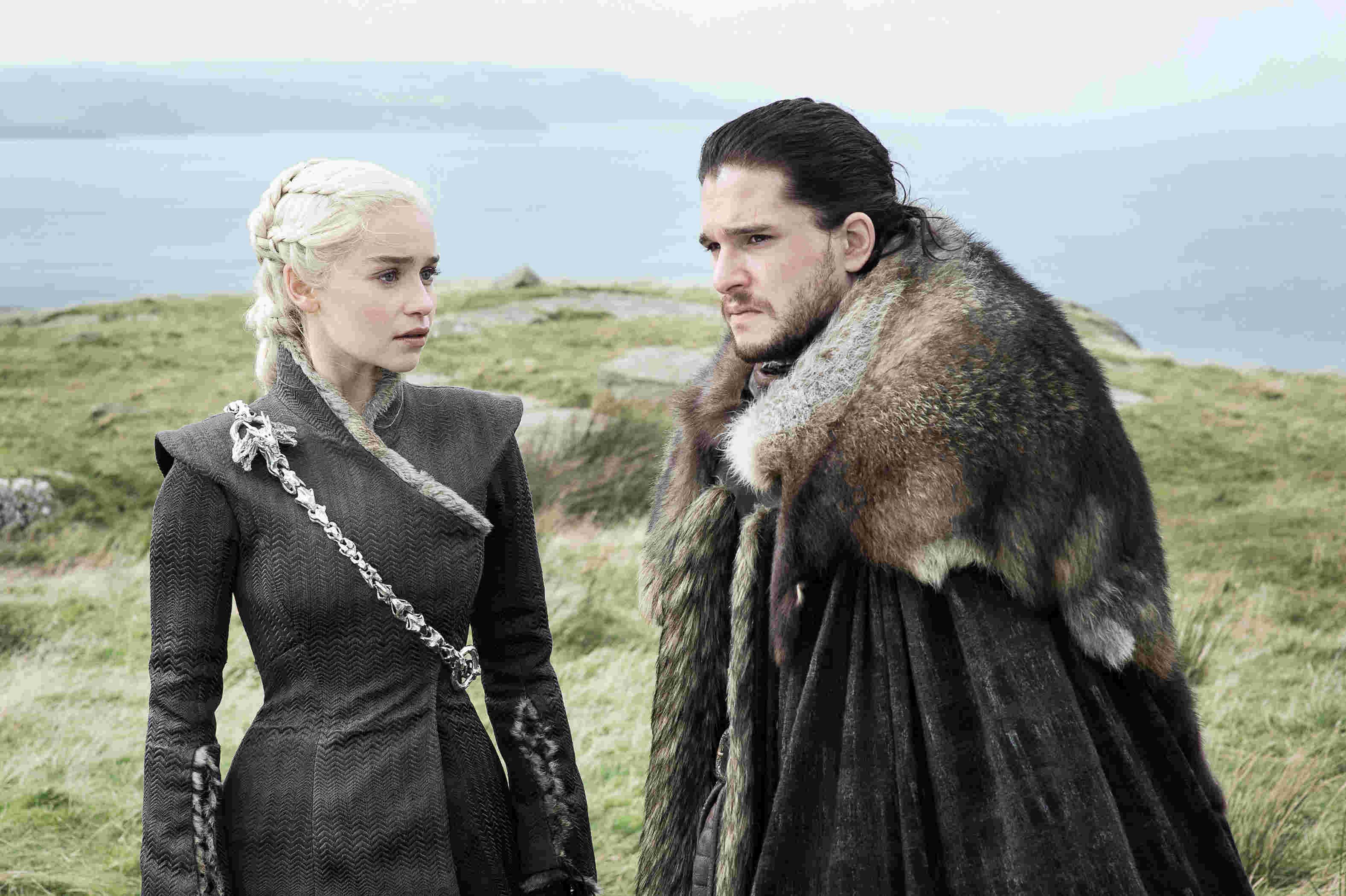 seizoen 8 van Game of Thrones