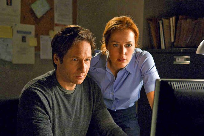 Gillian Anderson stopt met The X-Files