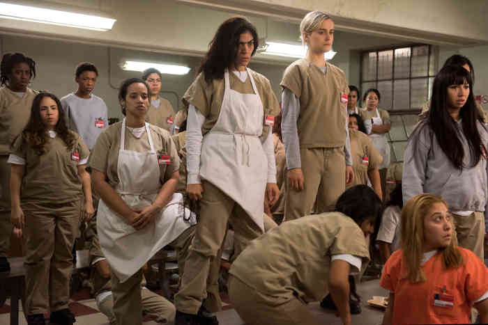Orange is the New Black seizoen 4 prijsvraag