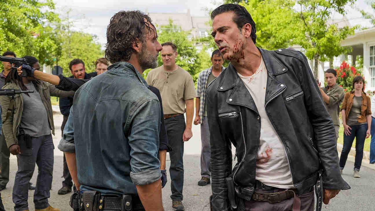 The Walking Dead seizoen 8