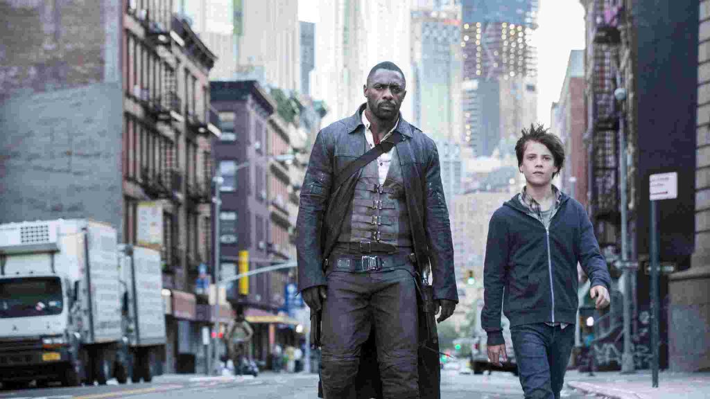 The Dark Tower serie