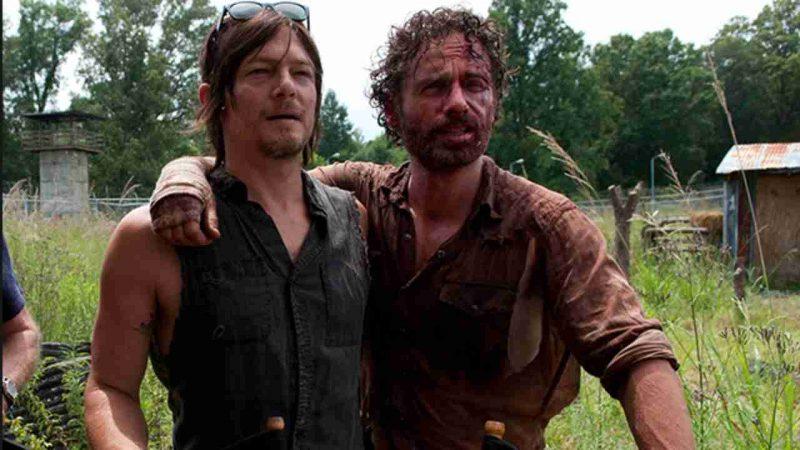 nieuwe Walking Dead