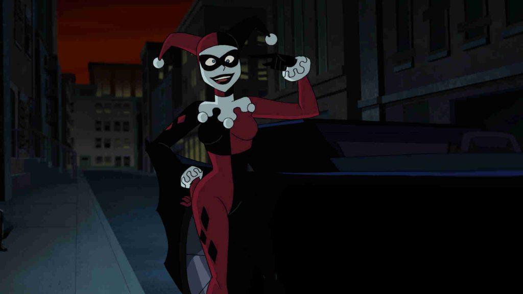 Harley Quinn animatieserie