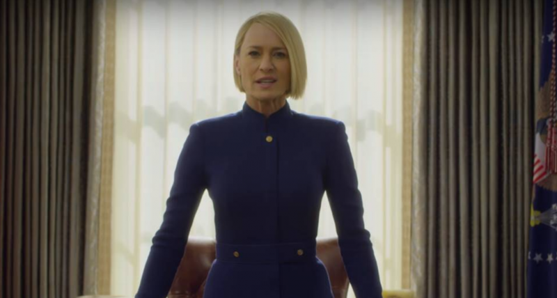 House of Cards seizoen 6