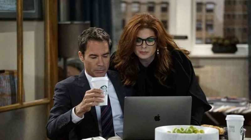 seizoen Will & Grace