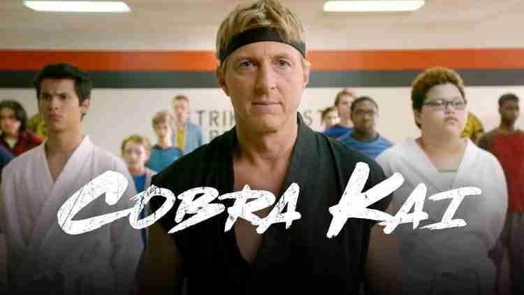 trailer van Cobra Kai