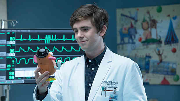 Recap van The Good Doctor