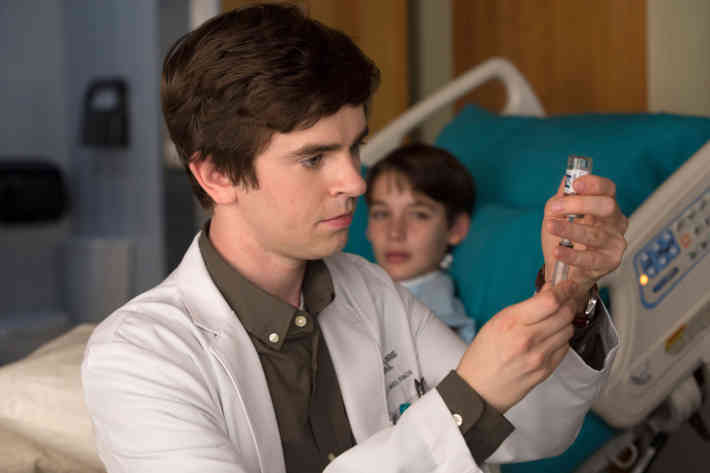 aflevering van The Good Doctor