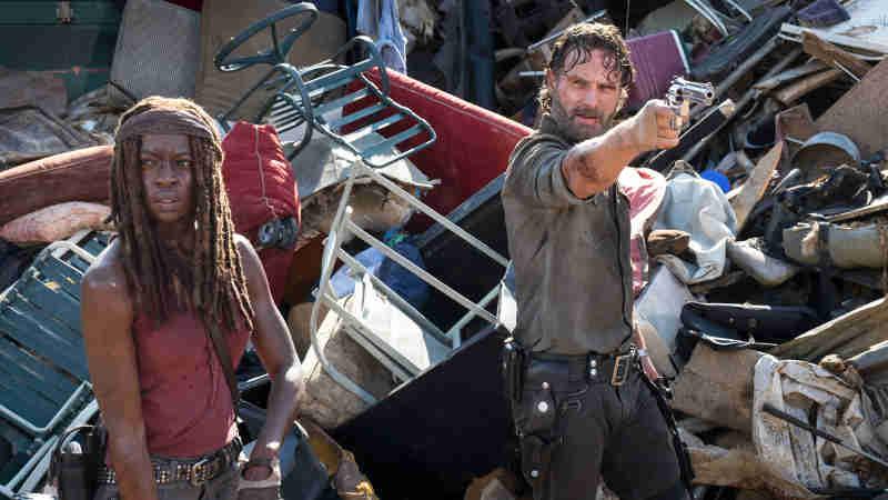 kijkcijfers van The Walking Dead