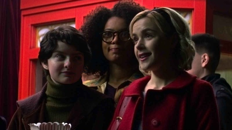 trailer van Chilling Adventures of Sabrina