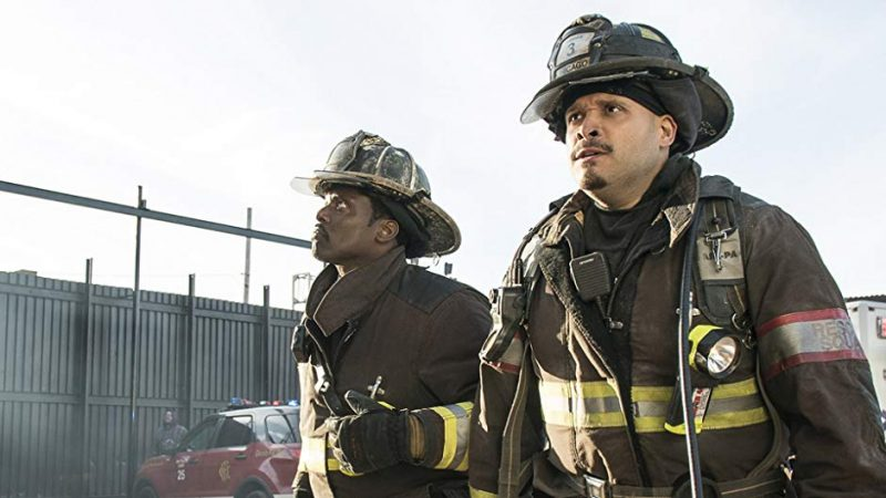 Chicago Fire seizoen 6
