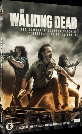 The Walking Dead prijsvraag