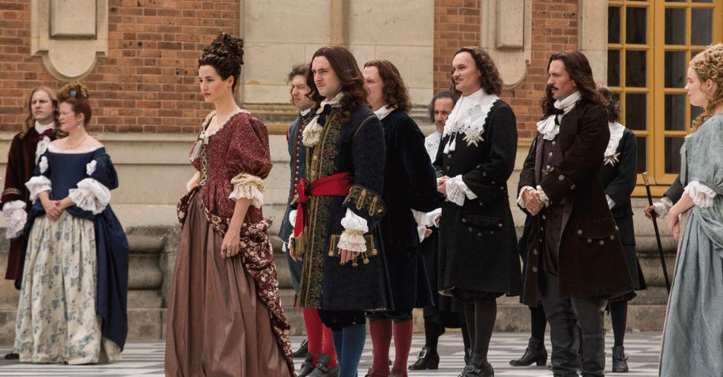 Versailles seizoen 3