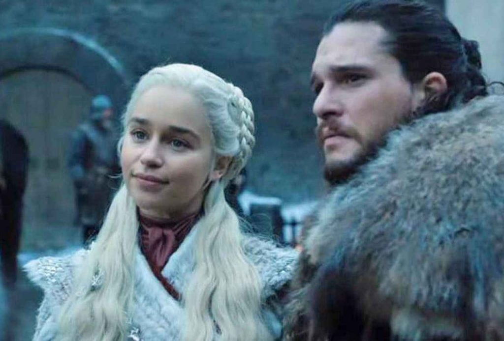 aflevering Game of Thrones seizoen 8