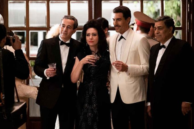 Netflix- serie The Spy