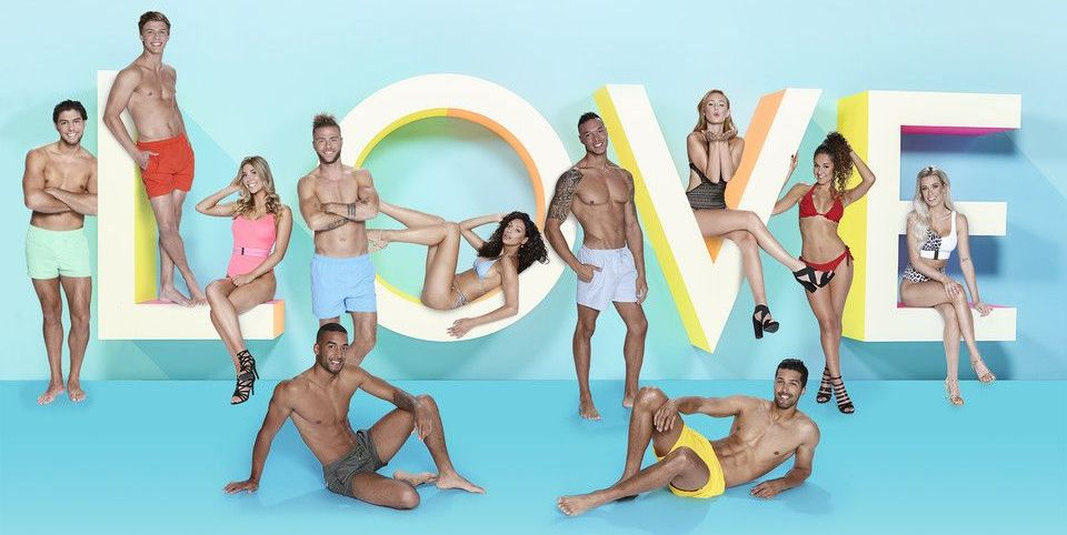 week 4 van Love Island