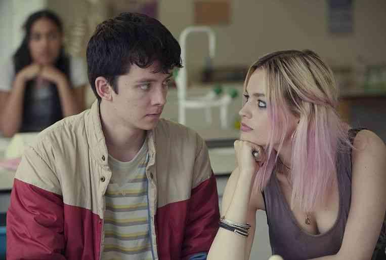 Netflix- serie Sex Education