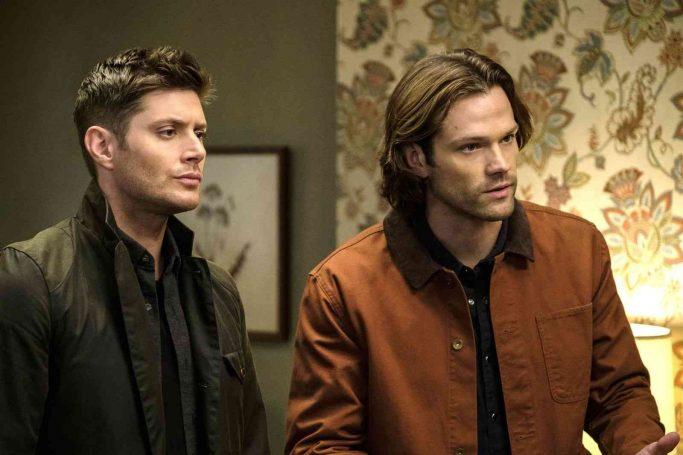 Supernatural seizoen 14