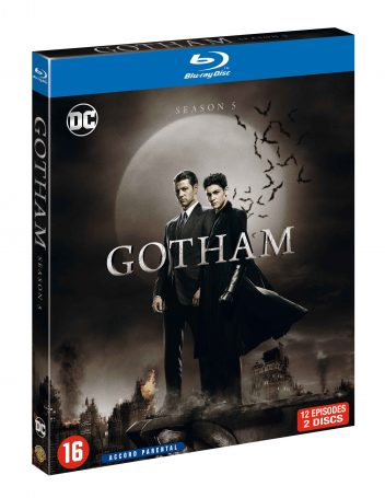 Gotham seizoen 5
