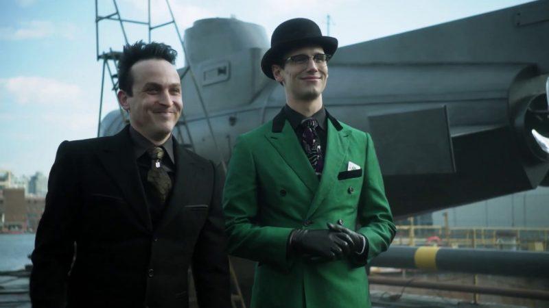 laatste seizoen van Gotham