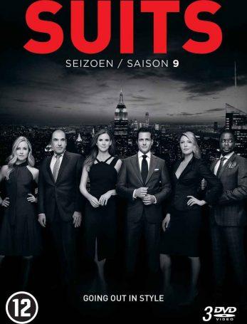Suits seizoen 9