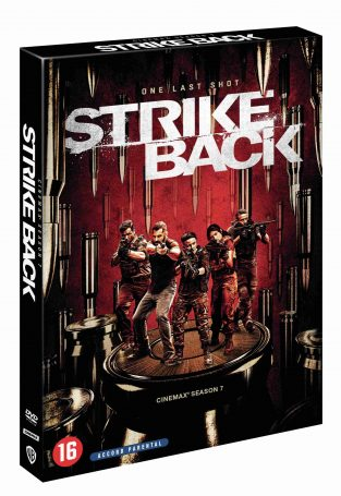Strike Back seizoen 7