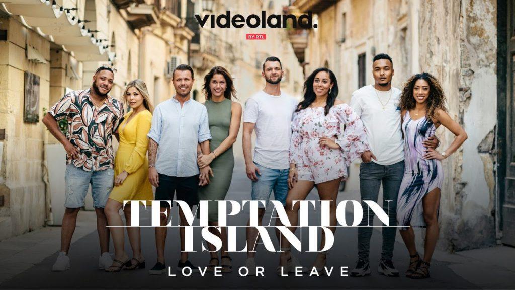 aflevering van Temptation Island