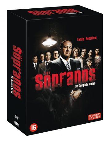 The Sopranos boxset