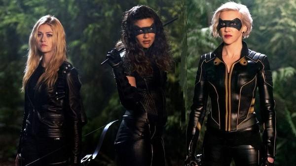 laatste seizoen van Arrow