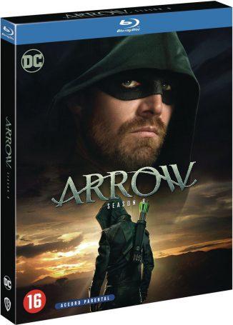 Arrow seizoen 8