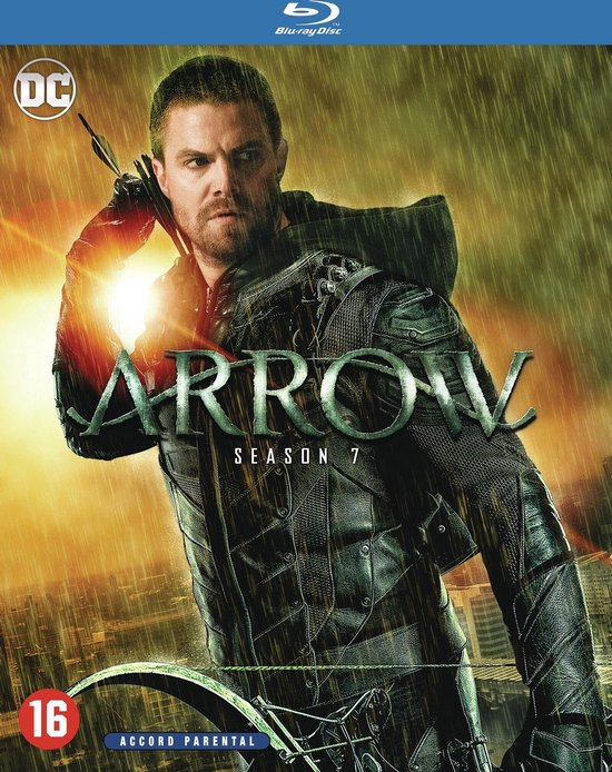 Arrow seizoen 7