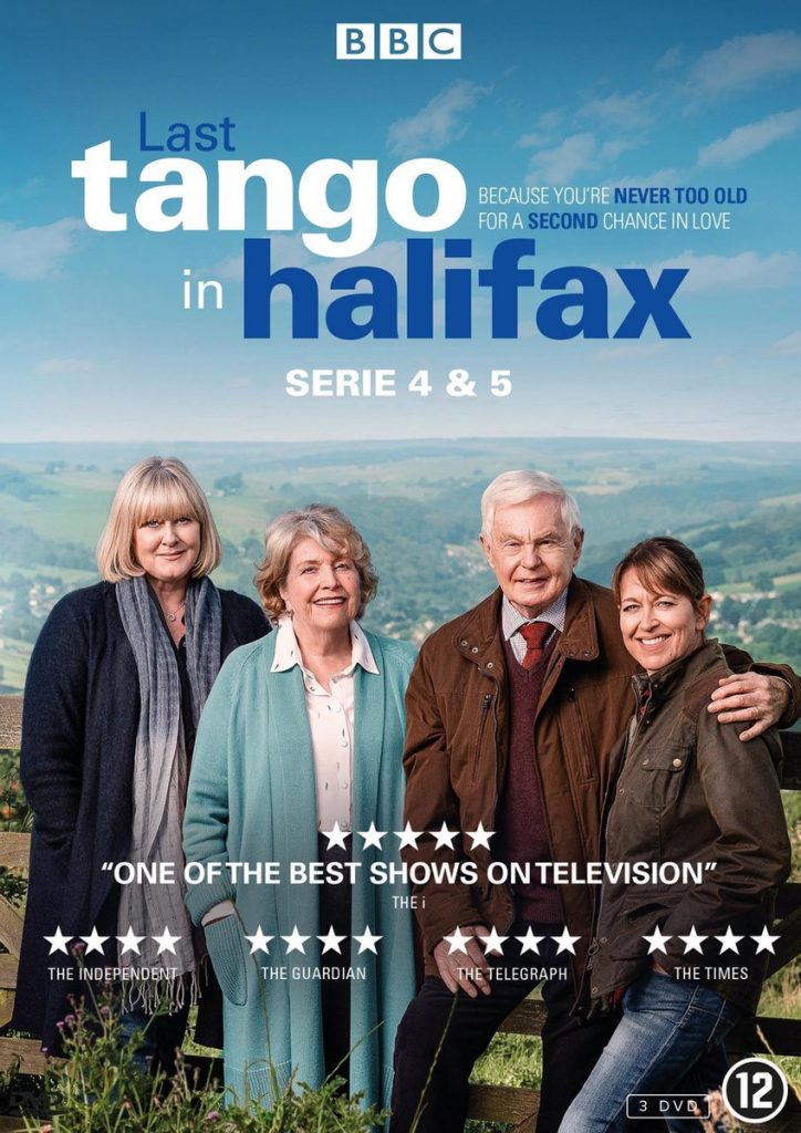Last Tango In Halifax - Seizoen 4 & 5
