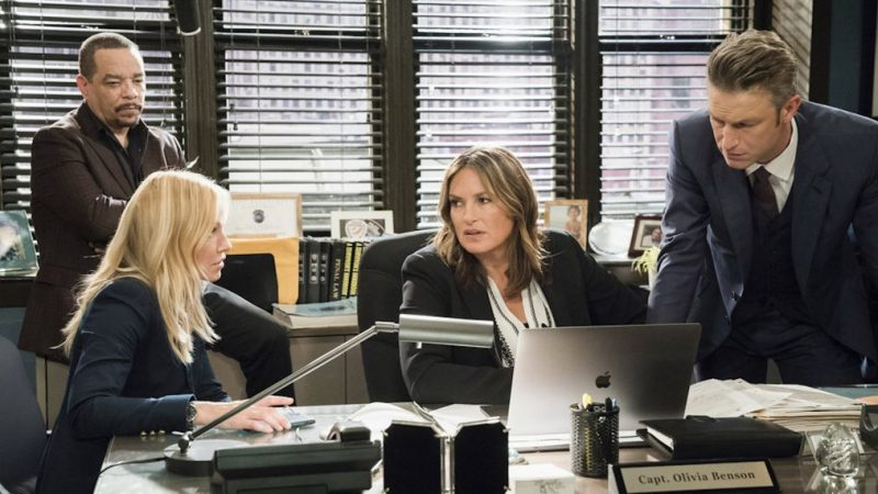 Law and Order SVU seizoen 21