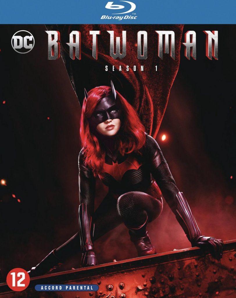 Batwoman met Ruby Rose