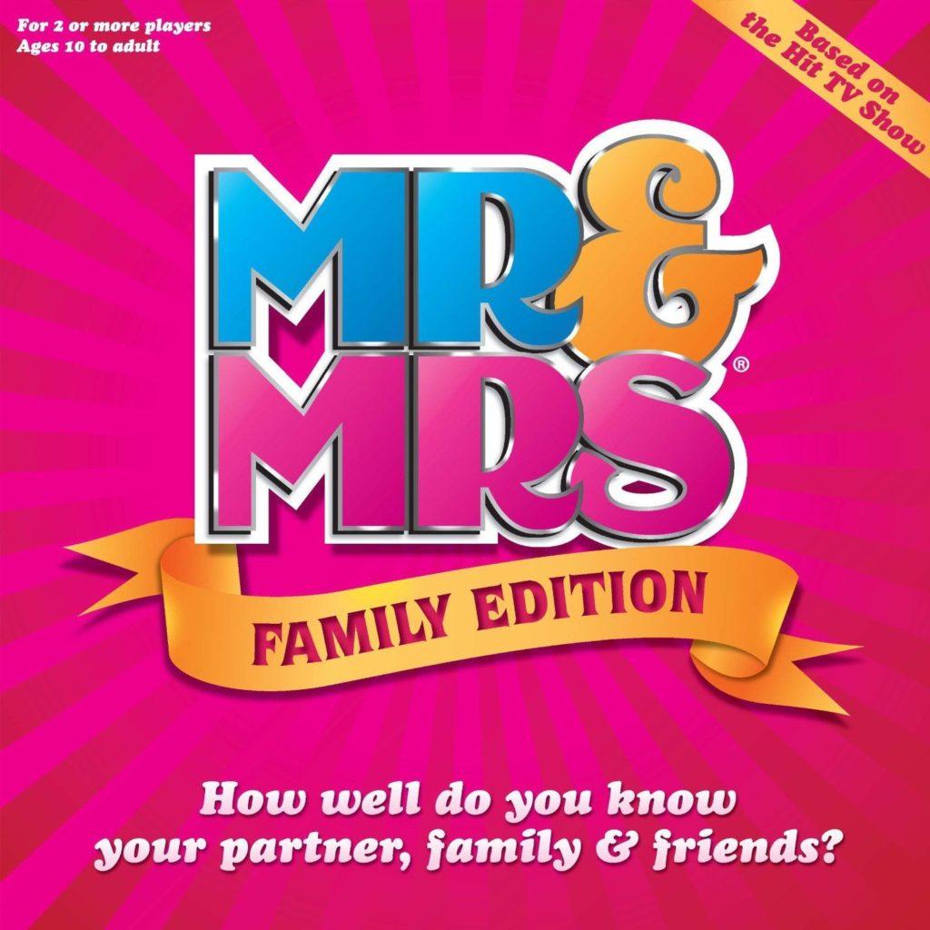 Recensie bordspel: Mr & Mrs