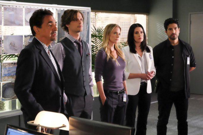 Criminal Minds seizoen 13