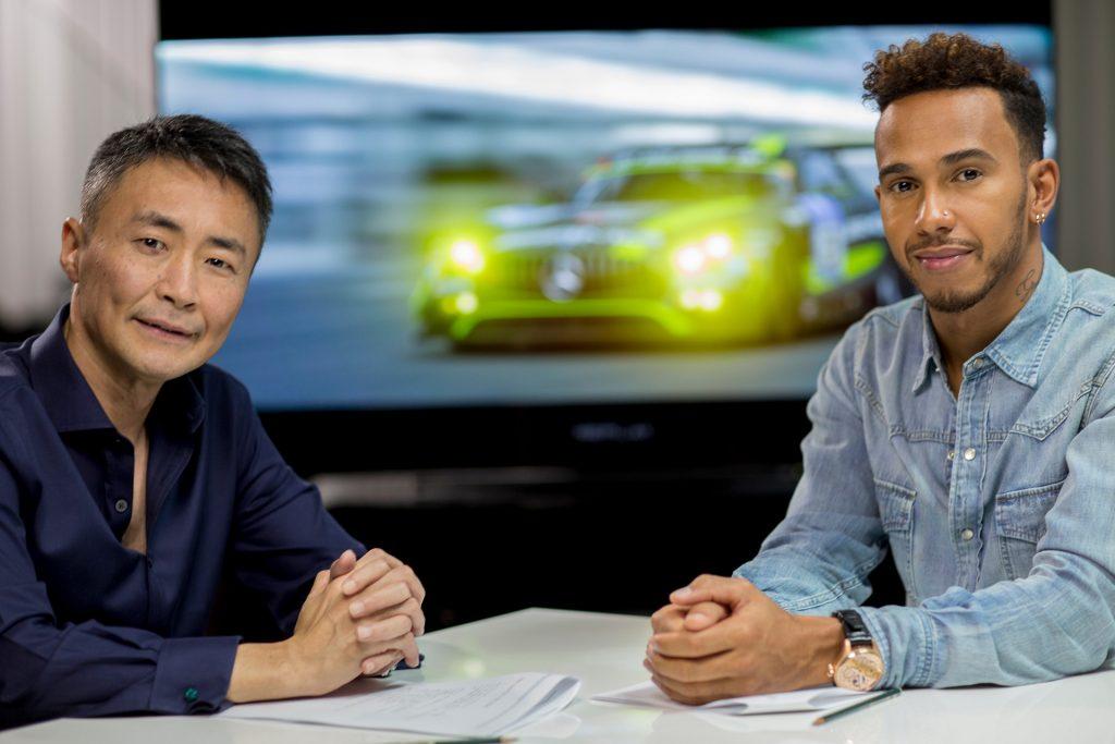 Lewis Hamilton Gran Turismo