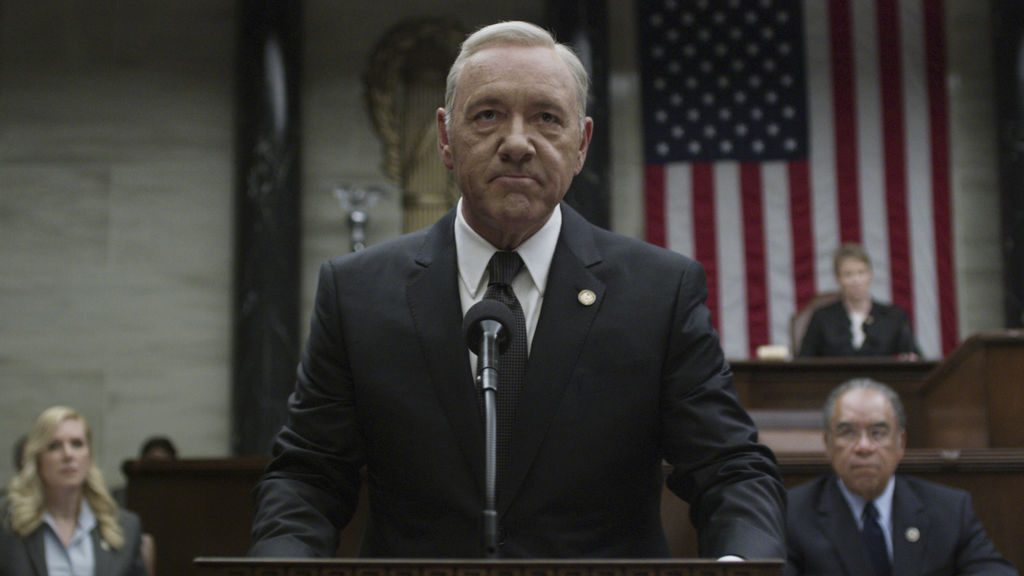House of Cards stopt