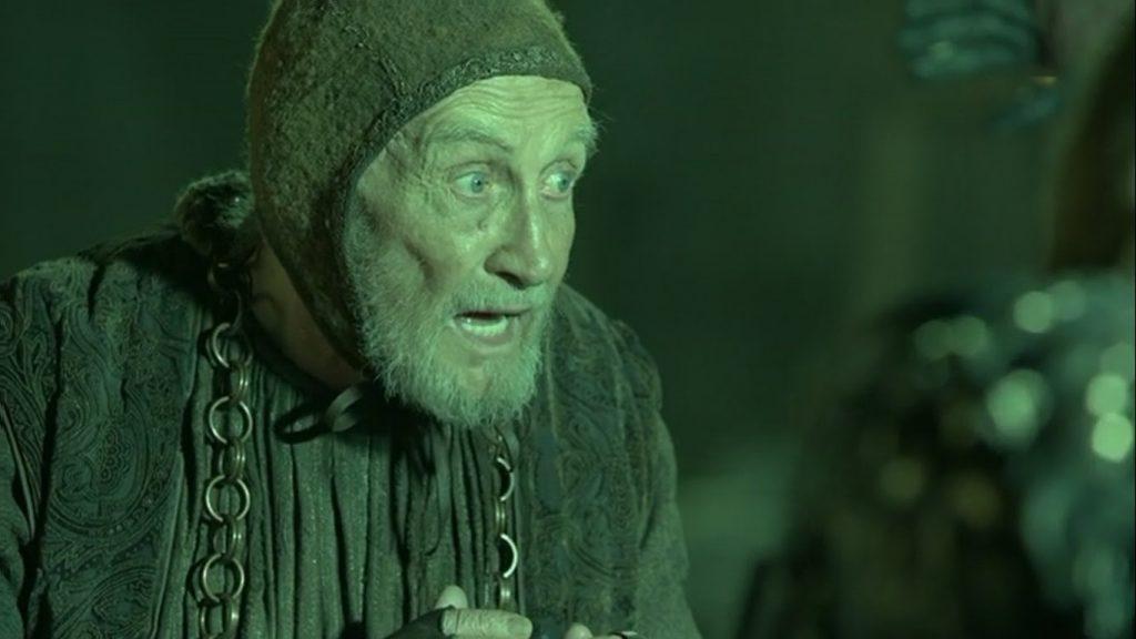 Game of Thrones acteur die Hallyne speelde