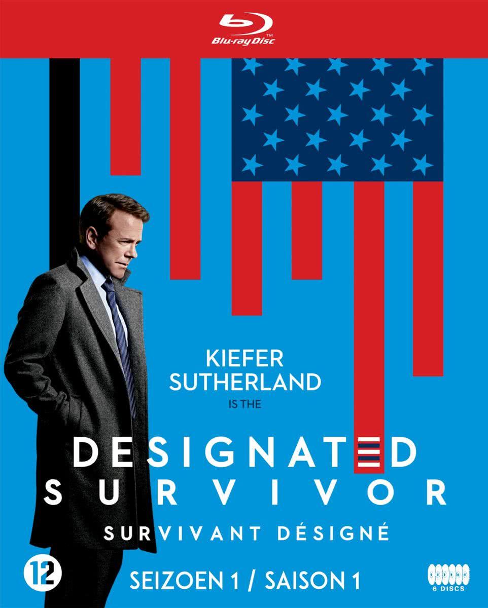 Designated Survivor Blu-ray