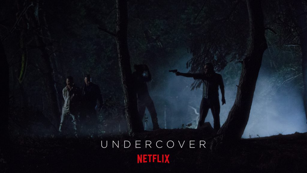 Nederlandse Netflix serie